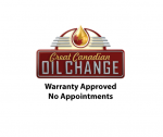 Great Canadian Oil Change St. Marys