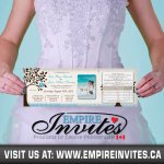 Empire Invites - Wedding invitations winnipeg
